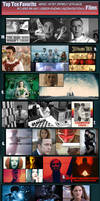 Top Ten Favorite Artsy Films by Chronorin