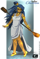 Sailor Charon by Chronorin