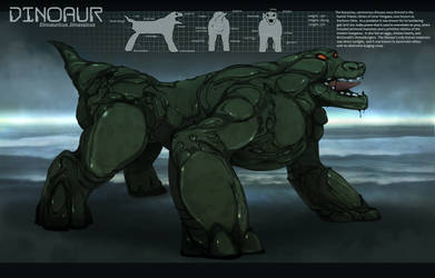 Dinoaur! by Chronorin