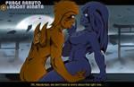 Symbiote XII: Phage Naruto and Agony Hinata II