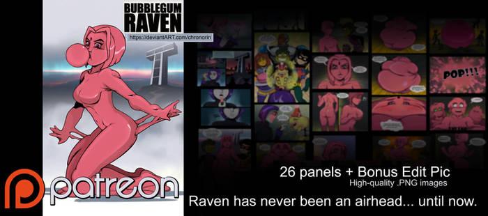 Bubblegum Raven Comic on Gumroad
