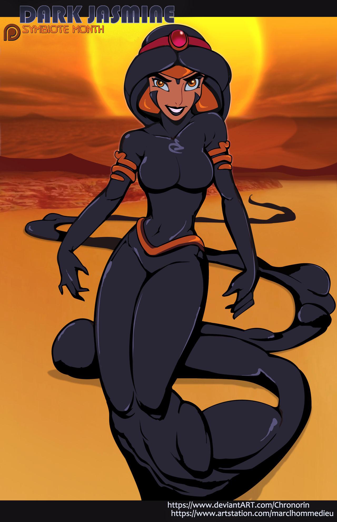Symbiote VII: Dark Jasmine