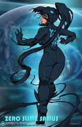 Symbiote IX: Zero Slime Samus