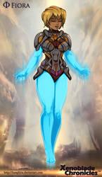 Fiora's Transformation II by Chronorin
