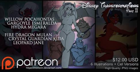 Disney Transformations II