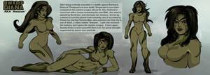 Swamp Diana II by Chronorin