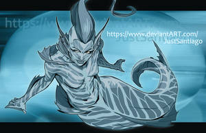Mermay by JustSantiago by Chronorin