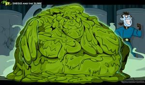Shego and the Slime VIII