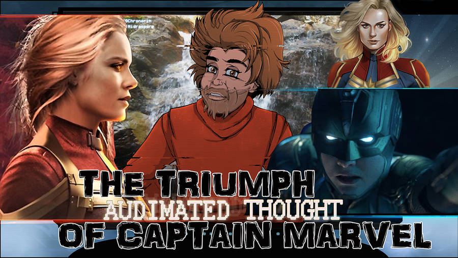 Video: The Triumph of Captain Marvel by Chronorin