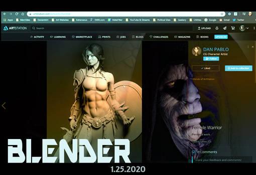 Video: Blender/TROS 1.25.2020