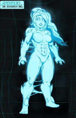 Ashbel III (Glow in the Dark)