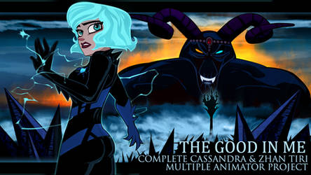 Cassandra: The Good In Me
