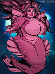 Demora-Avarice Mermaid