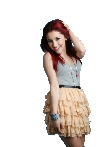2 Png De Cat Valentine (Ariana Grande) By DreamerHappy ...