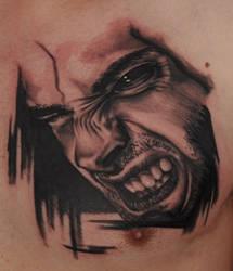 ANGER by Robert-Franke