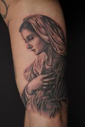 maria magdalena by Robert-Franke