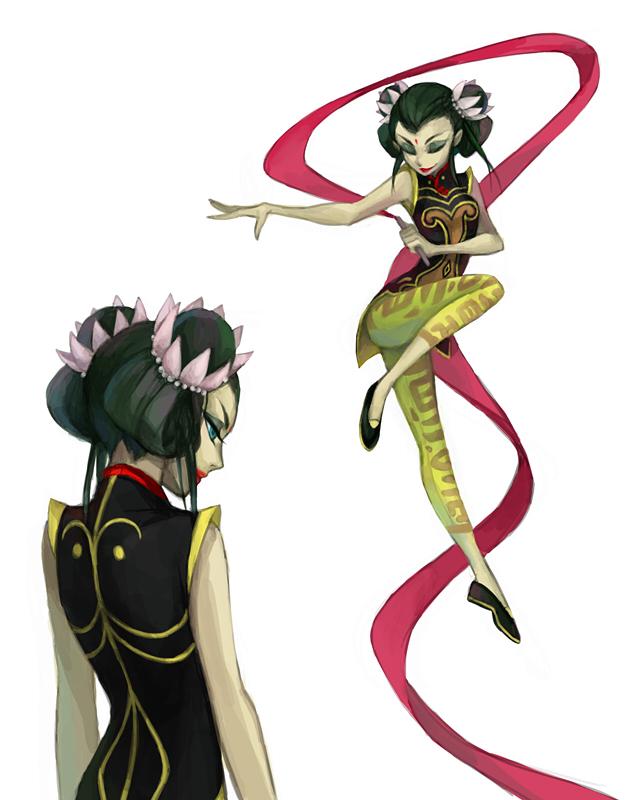 Master Viper by abai00Kung Fu Panda Viper Human