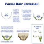 Facial Hair Tutorial