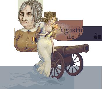 Agustina de Aragon by LieutenantSheesha