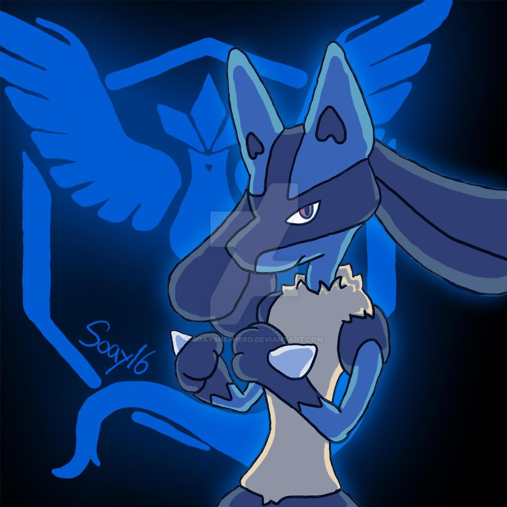 Pokemon Go Lucario Avatar 620617989