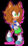 COM: Sonar the Long-Eared Hedgehog