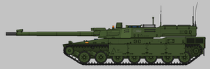 HT9A8 Developmental Prototype [Coloured] by SixthCircle