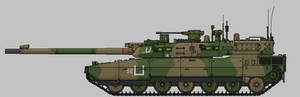 HT9A8 'Istrenyr' Main Battle Tank