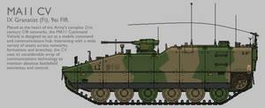 MA11 MAV(T) CV Production Standard [Coloured]