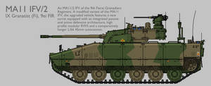 MA11 MAV(T) IFV Production Standard 2 [Coloured]