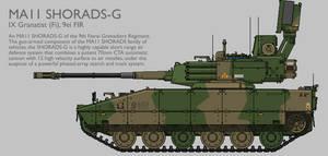 MA11 MAV(T) SHORADS-G [Coloured]