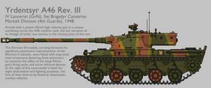 A46 Rev. III Medium Tank [Graphic|Coloured]