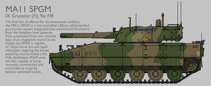 MA11 MAV(T) SPGM [Coloured]