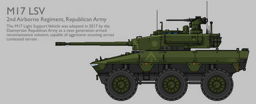 M17 LSV Production Standard [Coloured]