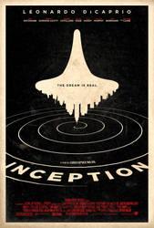 Inception Poster by adamrabalais