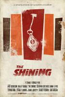 The Shining Poster by adamrabalais