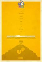 Up Poster by adamrabalais