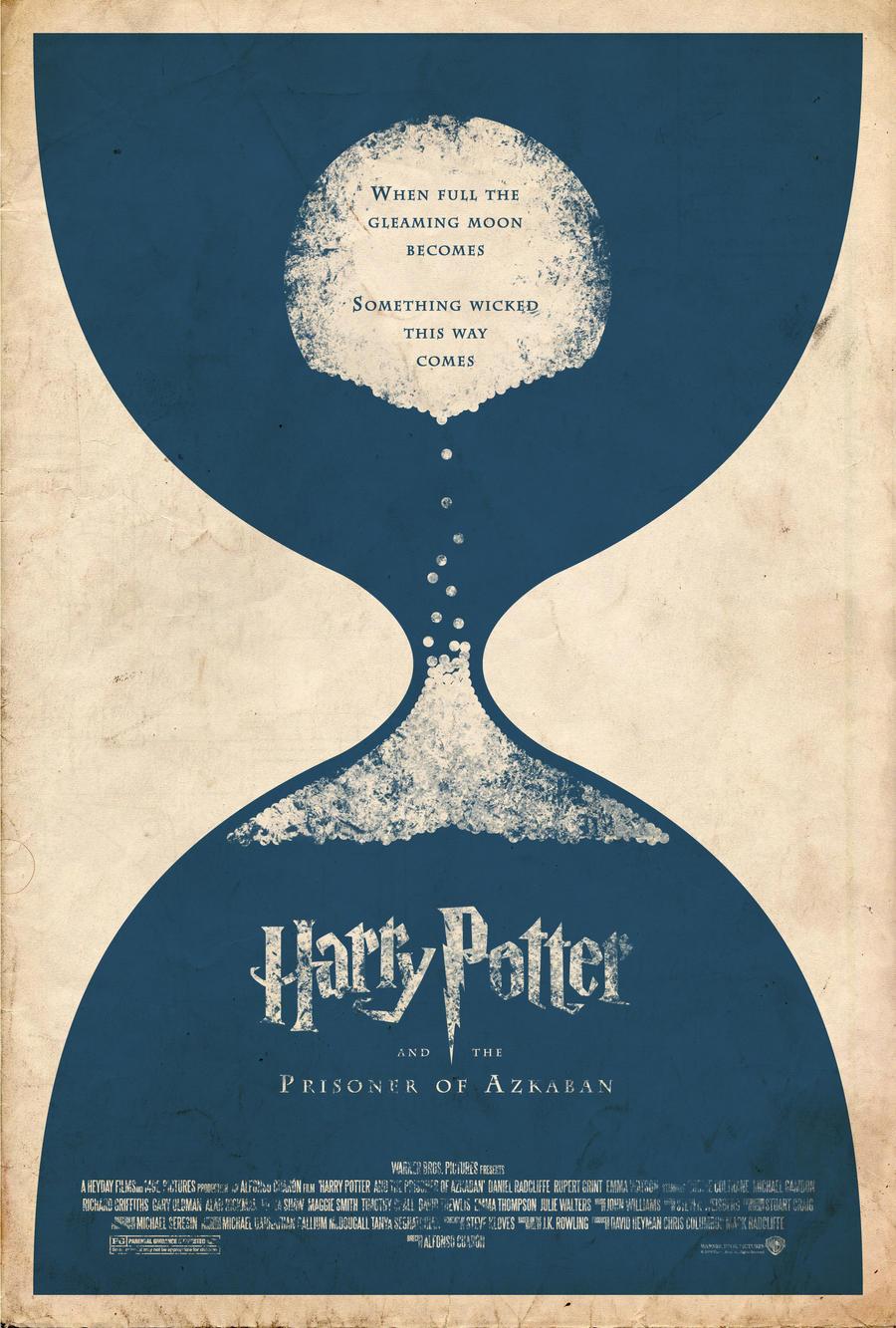 Harry Potter POA Poster by adamrabalais