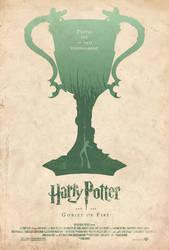 Harry Potter GOF Poster by adamrabalais