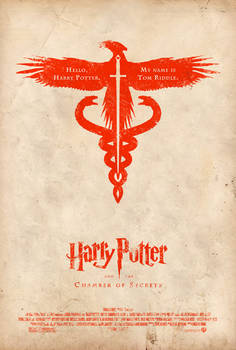 Harry Potter COS Poster