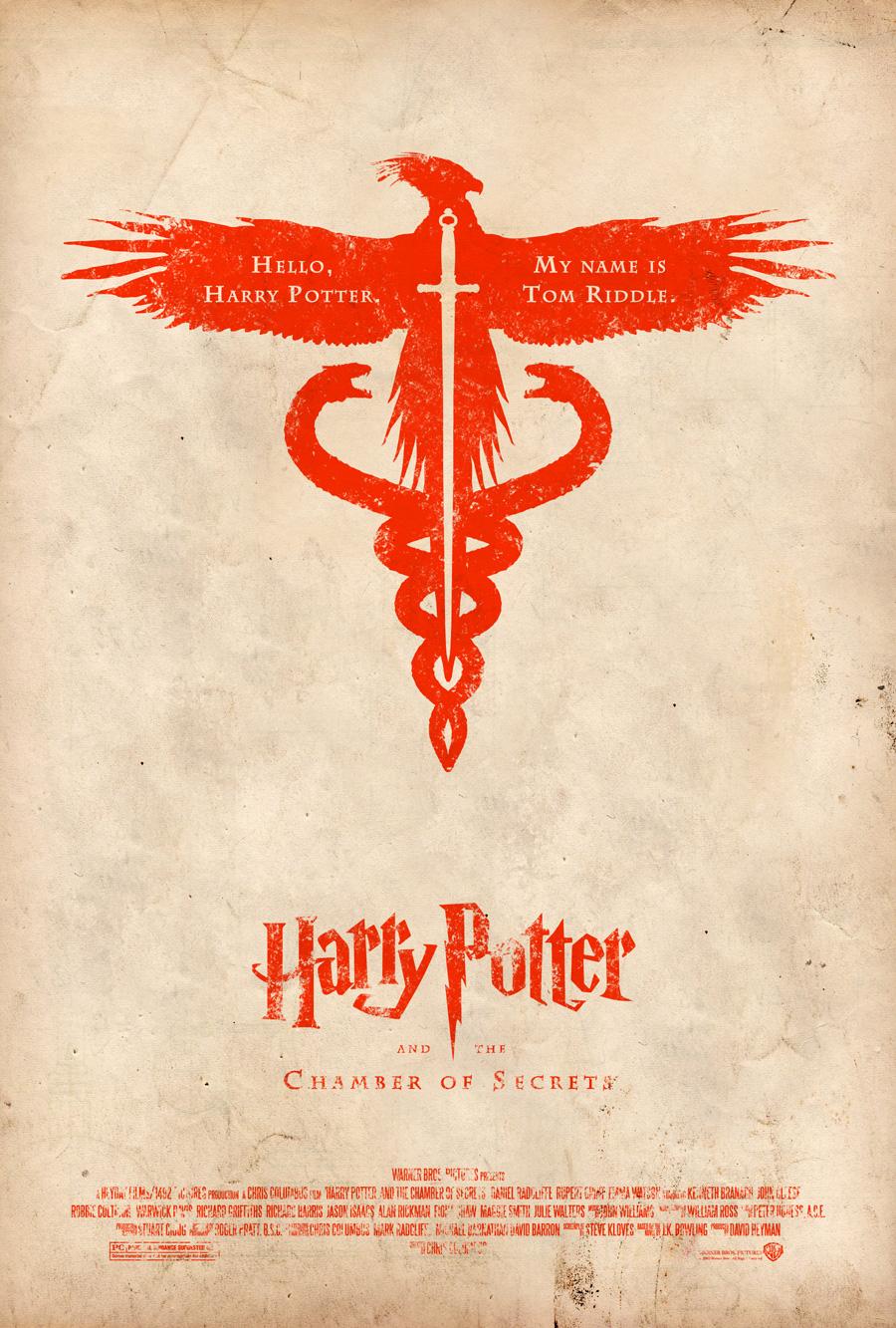 Harry Potter COS Poster by adamrabalais