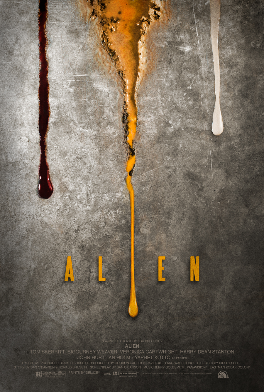 Alien Poster by adamrabalais