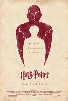 Harry Potter HBP Poster