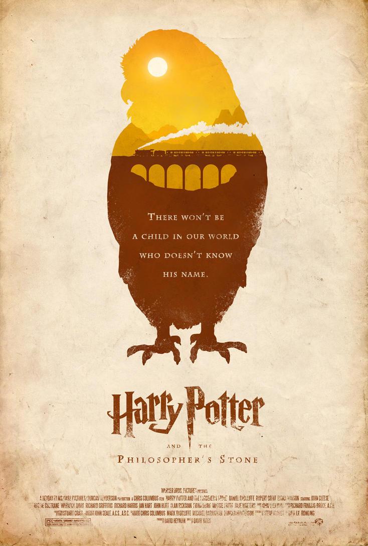 Harry Potter TPS Poster by adamrabalais on DeviantArt