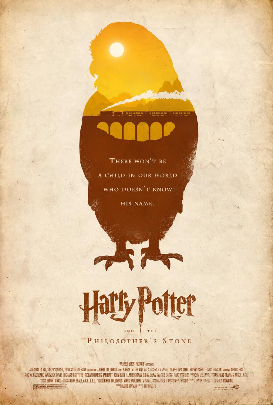 Harry Potter TPS Poster