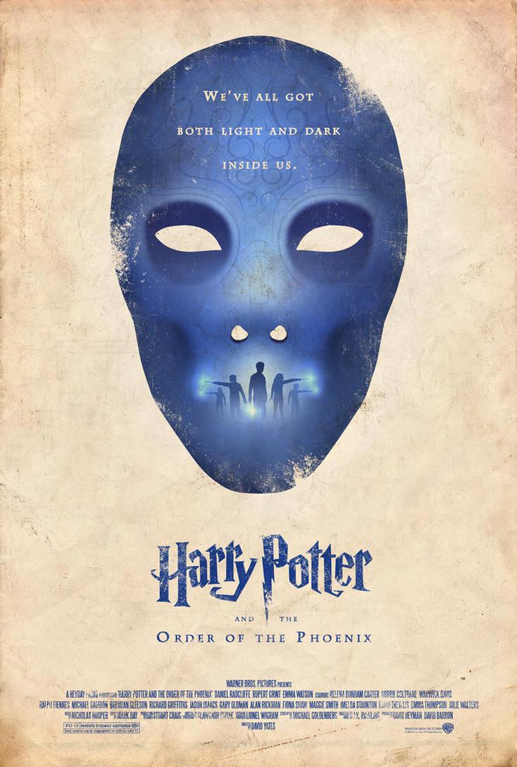 Harry Potter OOTP Poster by adamrabalais