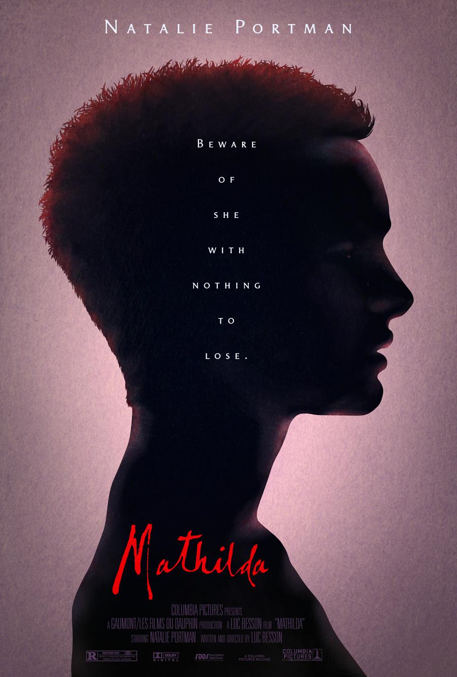 Mathilda Poster by adamrabalais