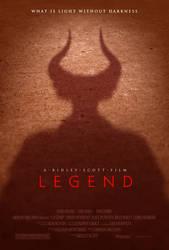 Legend Poster by adamrabalais
