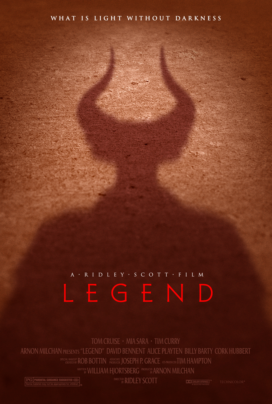 Legend Poster by adamrabalais