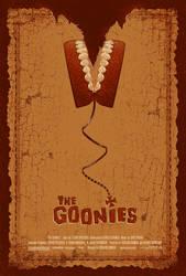 The Goonies Poster by adamrabalais