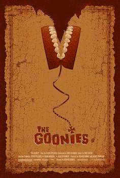 The Goonies Poster